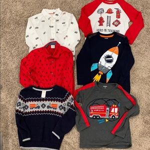 Boys Gymboree Shirts